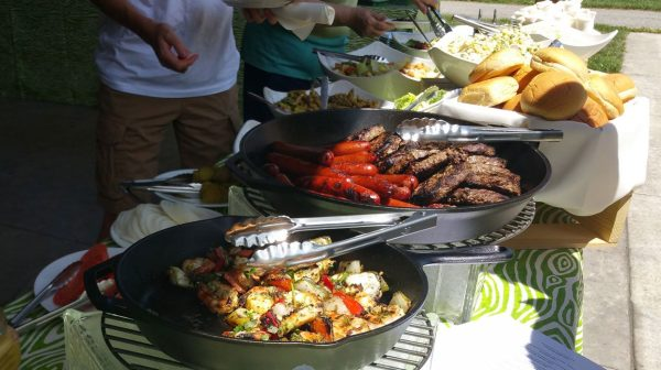 Barbecue, Picnic and Social Menu