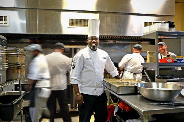 Chef Keith kitchen print