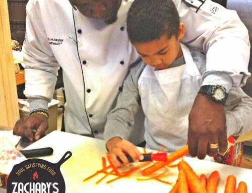 Kids In The Kitchen: 4 Reasons You Should Try It!