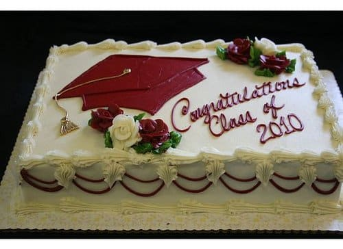 Graduation-BBQ-Catering-Cake