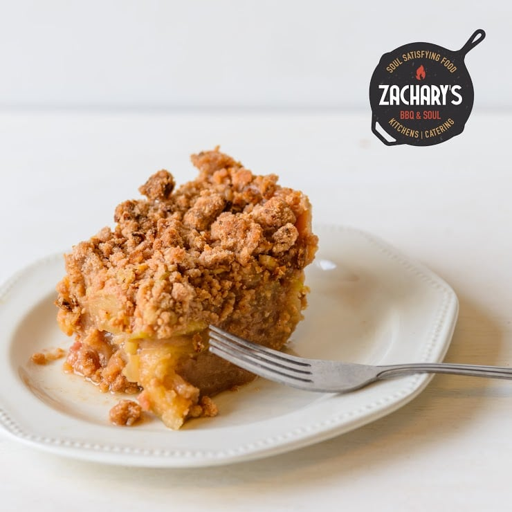 Zachary's -apple-brown-betty